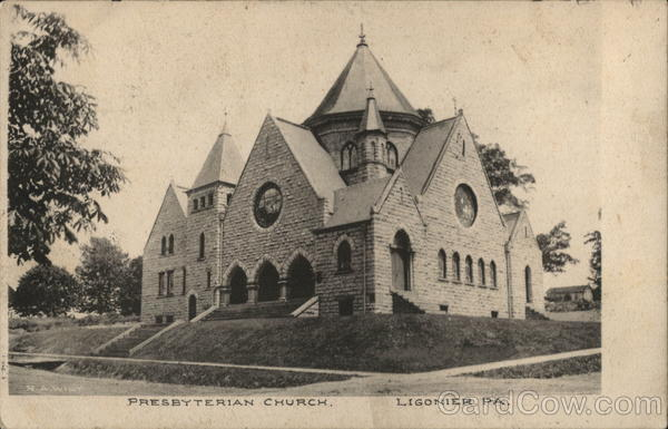 Presbyterian Church Ligonier Pennsylvania