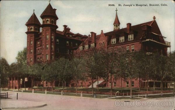St. Joseph's Hospital Denver Colorado