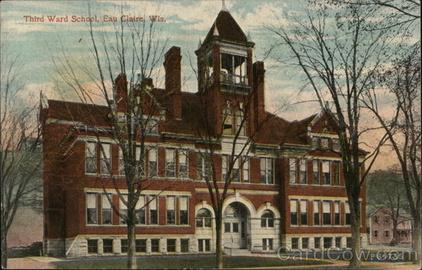 Third Ward School Eau Claire Wisconsin