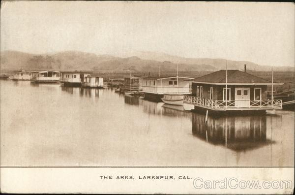 The Arks Larkspur California
