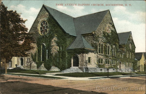 Park Avenue Baptist Church Rochester New York