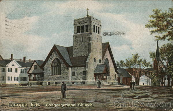 Congregational Church Laconia New Hampshire