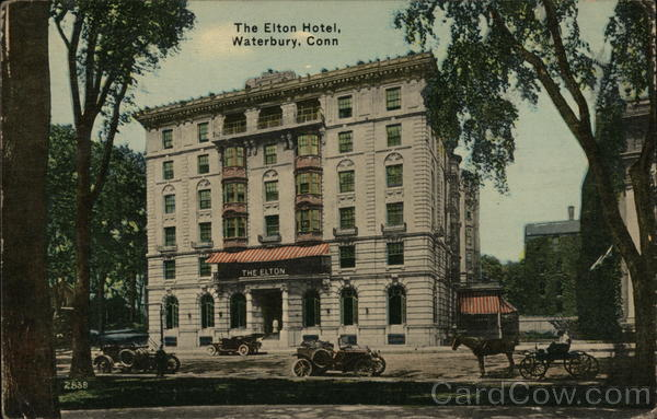The Elton Hotel Waterbury Connecticut