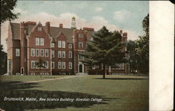 New Science Building - Bowdoin College