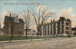 Central Maine, General Hospital