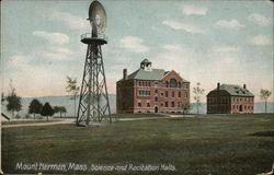 Science and Recitation Halls