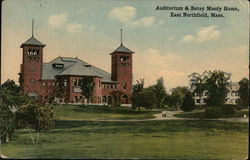 Auditorium & Betsy Moody Home