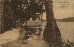 Lovers Walk, Lake View Park