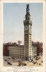 Bromo-Seltzer Tower Building, Laboratories and Home Office of Emerson Drug Co.