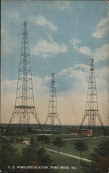 US Wireless Station