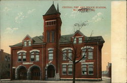 Central Fire and Police Station