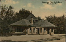 Cumberland Valley R.R. Depot