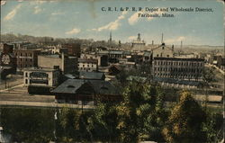 C.R.I. & P.R.R. Depot and Wholesale District