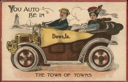 You Auto Be In the Town of Towns