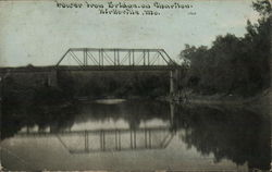 Lower Iron Bridge on Chariton