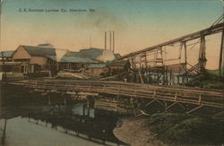 C. E. Burrows Lumber Co.