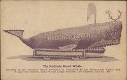 Redondo Beach Whale