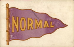 Iowa State Normal School Flag