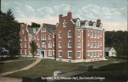 Dartmouth College - Wheeler Hall