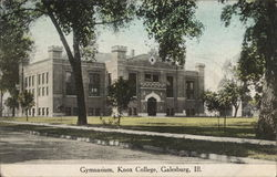 Gymnasium, Knox College