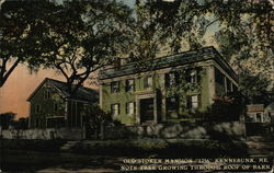 "Old Storer Mansion ""1756"""