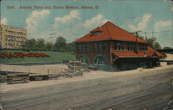 Amelia Flats and Union Station