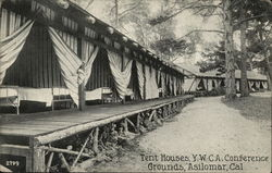 Tent Houses, Y.W.C.A. Conference Grounds