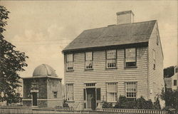 Birthplace of Mariah Mitchell and Observatory