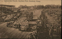 Danbury Fair - Automobile Parade