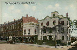 The Stamford House Postcard