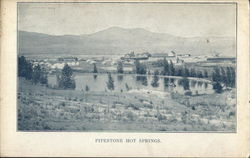 Pipestone Hot Springs