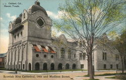 Masonic Temple, Scottish Rite Cathedral, 14th and Madison Street
