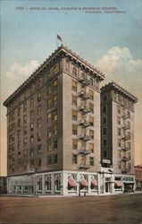 Hotel St. Mark, Twelfth & Franklin Streets