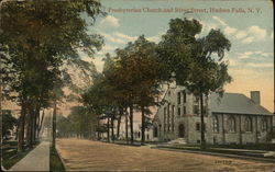 Presbyterian Church and River Street