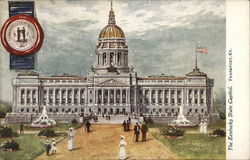 The Kentucky State Capitol