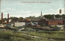 Slate Woolen Mills Inc.