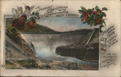 Arrow Rock Dam Postcard