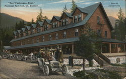 National Park Inn, Mount Rainier