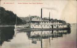 Steamer Fairhaven
