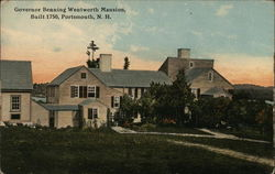 Governor Benning Wentworth Mansion