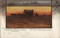 Covered Wagon Train