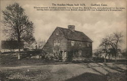 The Acadian House