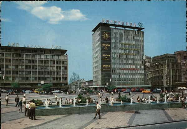 Kennedyplatz