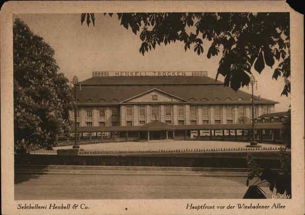 Sektkellerei Henkell & Company