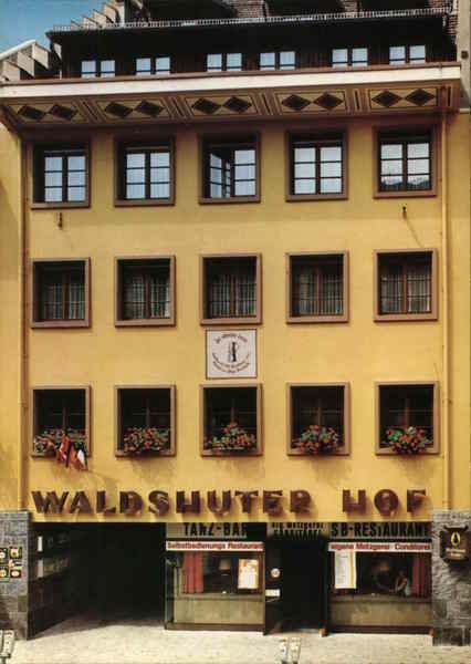 Hotel Waldshuter Hof