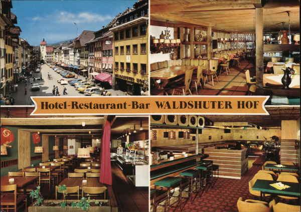 Hotel-Restaurant-Bar Waldshuter Hof