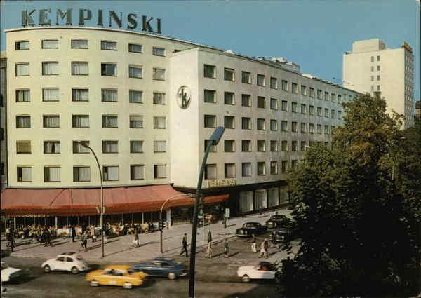 Bristol Hotel Kempinski