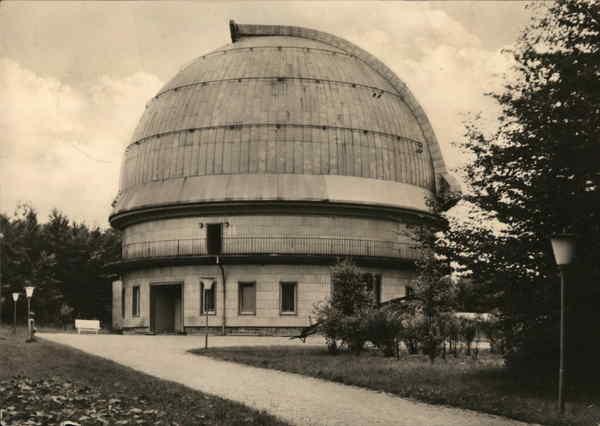 Tautenburg Observatory (Kr. Jena)