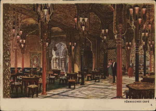 Haus Vaterland, Turkish Cafe