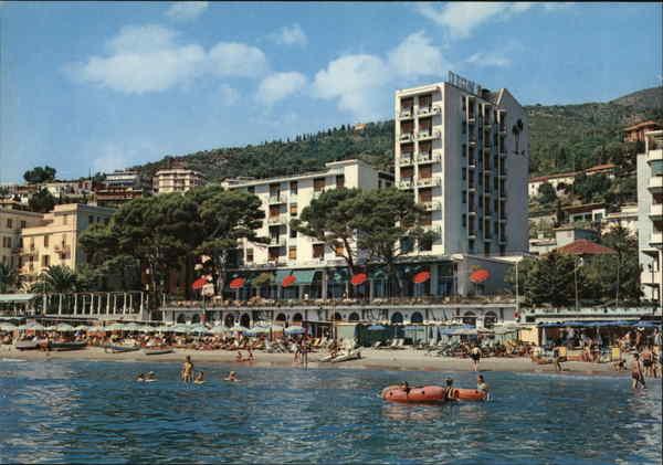 Hotel del Diana, Riviera dei Fiori